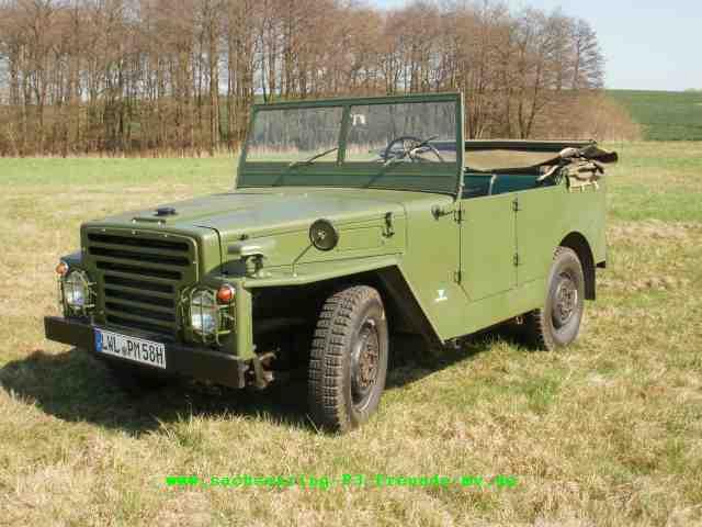 Geländewagen P2M